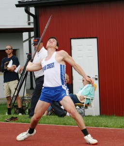 Lancaster-Lebanon League Track and Field 009