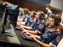 These Flying Dutchmen Compete on Virtual Playing Fields, in Cyber Space