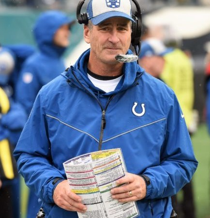 Frank Reich is Everybody's Coach of the Year