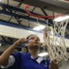 Falcons Are Adept at Cutting Down Nets