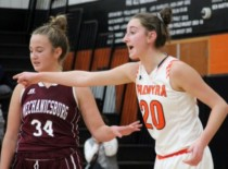 Annabelle Copeland, Cougars Bask in Parallel Championships