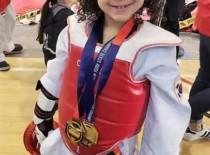 Joshua Aguirre is His Name, and Taekwondo is His Game