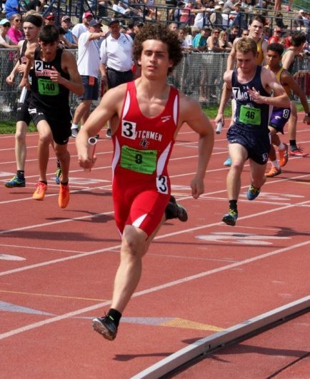 At District Three Meet, Local Competitors Exceed Their Seeds