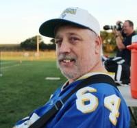 Johnny Flocken is a True Blue Viking, Through and Through