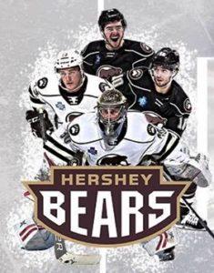 2021-22 Hershey Bears' Schedule