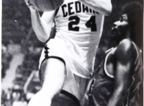 Basketball Helped Tabb Bickell Land on Right Side of the Tracks