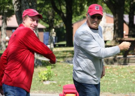 At Camp Swatara, Local Disc Golf Continues to Flow