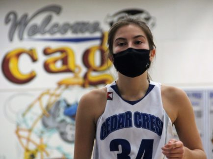 To Some Degree, Maria Pastal, Mark Gates Finding Closure, as Falcons, on the Basketball Floor