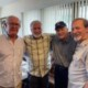 Former Players Buy Tony Louwerse Lunch